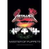 Metallica (Master of The Puppets) Flag