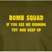 Bomb Squad T-Shirt 16 Colours - to 2XL