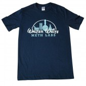 Walter White Meth Labs Funny T-Shirt