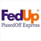 Fed Up Express Tee