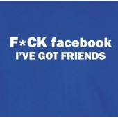 F*ck Facebook 16 Colours - to 2XL