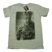 OFFICAL Marvel's I Am Groot GOTG T-shirt  - to 2XL