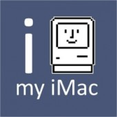 I Love My iMac Stupid Funny T-Shirt
