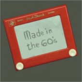 Etch a Sketch Inspired Made in the 60's Retro T-Shirt