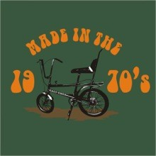 Made in the 70's Chopper Easy Rider - 3XL to 5XL