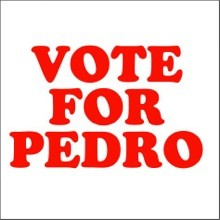 Vote For Pedro Napoleon Dynamite T-Shirt