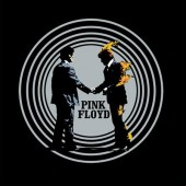 Pink Floyd (Man On Fire) Officially Licensed T-Shirt